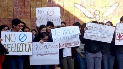Alumnos de psicología de la UAS denuncian corrupción y malos tratos en su facultad