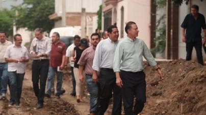 Gobernador beneficia con obra pública a priistas, familiares y amigos, acusa Morena
