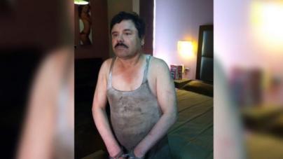 """""""Le doy 50 millones de dólares"""", ofreció El Chapo Guzmán al federal que lo detuvo"""