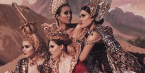 Estos son los 5 mejores vestuarios de la realeza del Carnaval de Mazatlán en los últimos años