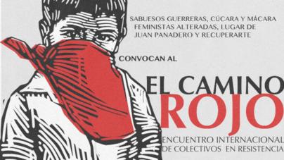 El Camino Rojo | Recuper-Arte lanza convocatoria para colectivos en resistencia