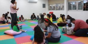 """Inaugura ENS primera la """"Bebeteca"""" en el estado"""