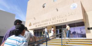 Anuncia Quirino 40 nuevas camas y equipo de Rayos X para Hospital General de Culiacán