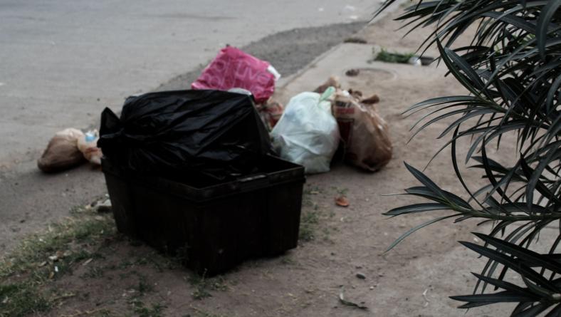 VECINDAD TÓXICA   La basura es nuestra