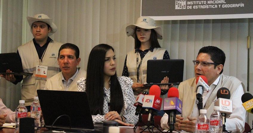 Con inversión de 6 MDP, arrancan censos económicos en Sinaloa
