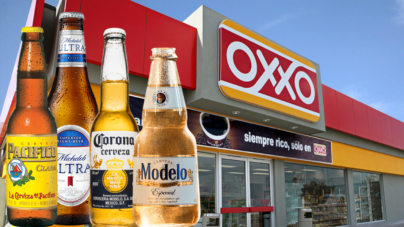 A partir de abril Oxxos de todo México comenzarán a vender cervezas Corona, Modelo y Pacífico