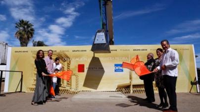 Da Quirino banderazo de salida para construcción de dos hoteles en Mazatlán