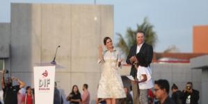 Inaugura Rosy Fuentes Centro de Autismo Sinaloa y rinde su segundo informe