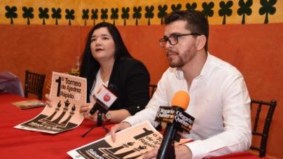 "Realizará IMJU""Primer Torneo de Ajedrez Rápido 2019"""