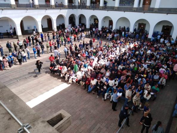 A nadie se le exentará el pago de ningún impuesto, anuncia alcalde Estrada Ferreiro