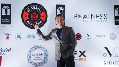 Julio César Chávez abre nueva sucursal de JC Chavez Boxing Studio en Querétaro