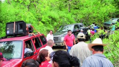 Realizarán censo para ubicar a familias desplazadas de Sinaloa