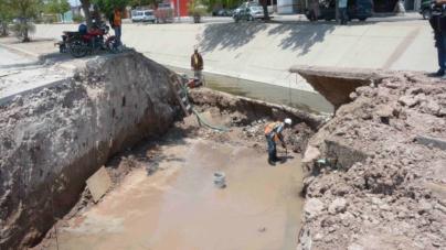 Burocracia retrasa obras para evitar inundaciones en Culiacán, señala Quirino Ordaz Coppel