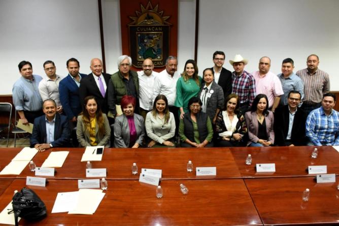 Instala Ayuntamiento consejo de planeación para el Plan Municipal de Desarrollo