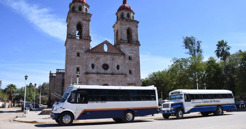 Reactivan circuito de transporte urbano de la ruta Culiacán-Imala-Sanalona