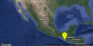 Con epicentro en Chiapas, sismo de 6.5 grados fue perceptible en CDMX