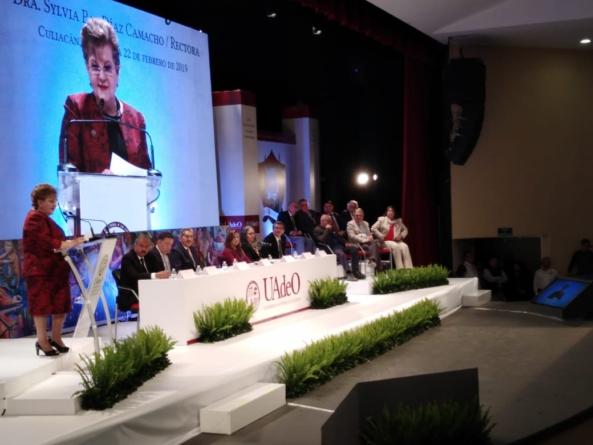 Informe de labores   A un año de autonomía UAdeO logra un 100% de programas de calidad