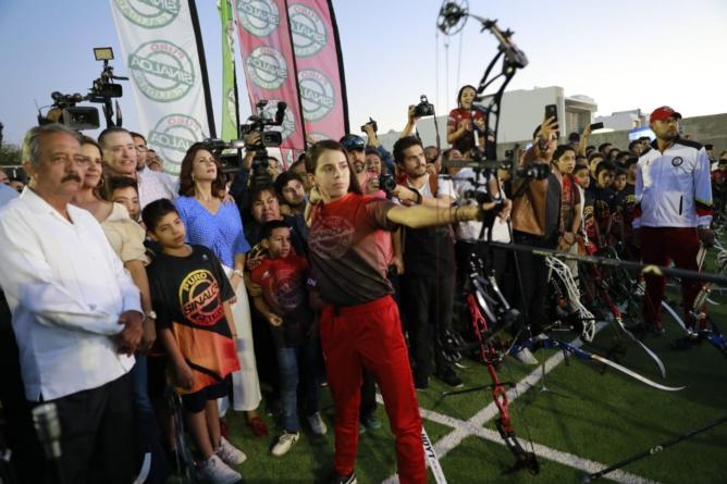 Inauguran instalaciones para deportistas de alto rendimiento en Sinaloa