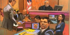 Jurado contaminado | Va Defensa del Chapo por un nuevo juicio