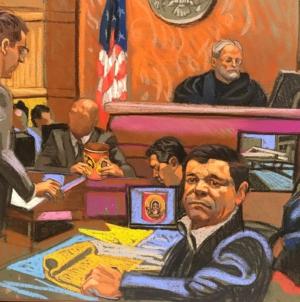 Jurado contaminado   Va Defensa del Chapo por un nuevo juicio