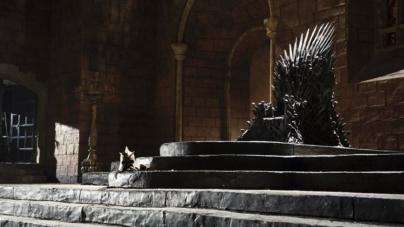 Game of Thrones | 6 tronos de hierro han sido colocados en todo el mundo y tú podrías encontrarlos
