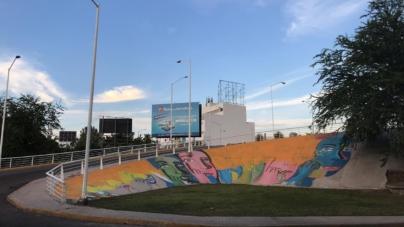 Mural sin justica | Artista culichi alza la voz para que se respete su obra