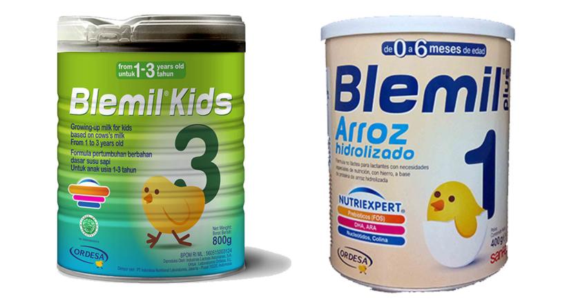 ¡Alerta! | Coepriss retira del mercado fórmulas lácteas vinculadas a Salmonella Poona