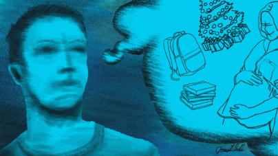Lejos de casa | Los cuentos de Chema Rincón
