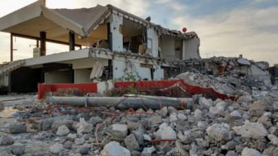 A un año de la explosión | Demuelen Plaza Lemaz sin indemnizar a comerciantes