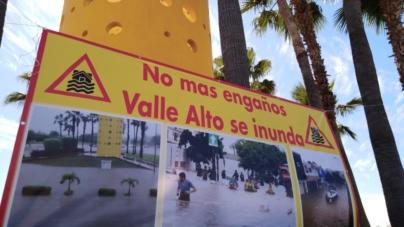 «No está en nosotros» | Obras pluviales en Culiacán dependen de recursos federales: Gobernador