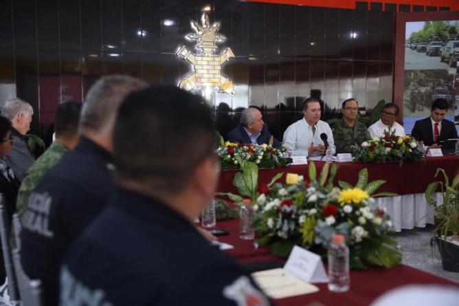 Regiones Prioritarias   Confirman la llegada de 600 policías militares más a Culiacán