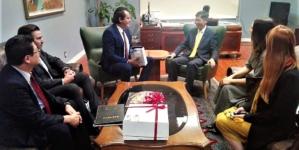 Gobierno estatal quiere llevar productos sinaloenses a Corea del Sur