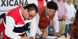 Garantiza Cruz Roja atención gratuita a alumnos de educación básica en Sinaloa