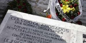 """Instituirá Congreso Medalla de Honor """"Dra. Norma Corona Sapién"""" por el Día de la Mujer"""