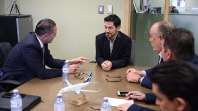 Promueve Quirino más vuelos para Mazatlán en Toronto