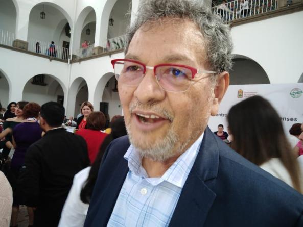 Proyecto inconcluso | Urge Élmer Mendoza la culminación de la biblioteca Owen