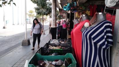 Municipio | Quitarán mercancía de banquetas del Centro y no renovarán permiso a ambulantes