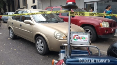 Encapuchados levantan a un hombre en pleno Centro de Culiacán
