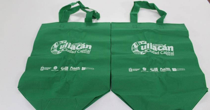 Culiacán ecológico | Ayuntamiento de Culiacán regalará bolsas ecológicas para las despensas