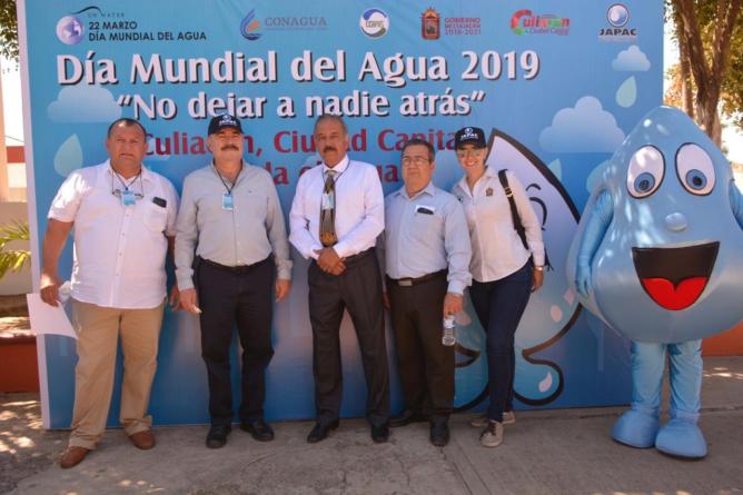 """Celebran el """"Día Mundial del Agua"""" con campañas de concientización sobre su uso responsable"""