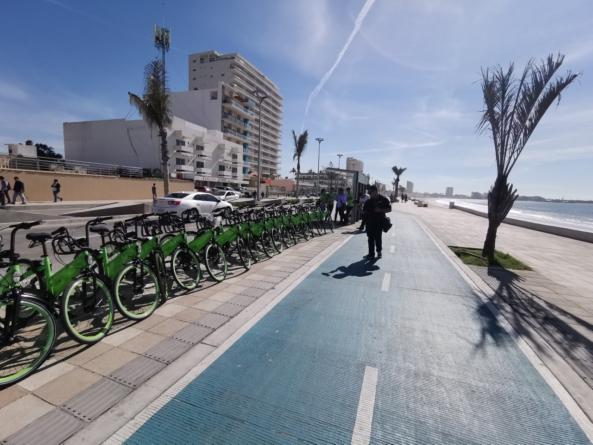 Continuará sin contratiempo el sistema de bicicleta pública en Mazatlán: Sedesu