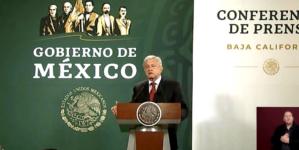 Desde Tijuana, AMLO anuncia regularización de autos 'chocolate'