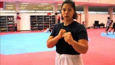 La Sinaloense Briseida Acosta gana medalla de oro en Taekwondo