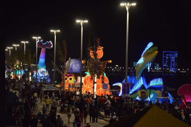 98% de ocupación, 508 mdp de derrama y 400 toneladas de basura: el saldo del Carnaval de Mazatlán