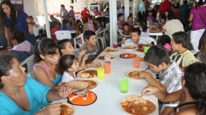 Mesa vacía | Comedores comunitarios de Sinaloa, sin operar ante abandono de federación