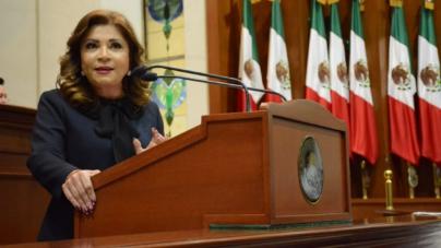 Guardia Nacional producto del consenso y diálogo: Gloria Himelda Félix