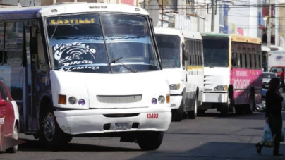 Ayuntamiento de Mazatlán alista 400 vehículos ante posible parálisis de transporte público