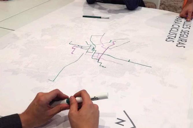 ¿Calles seguras para ciclistas? | Mapasin te invita a conocer las rutas seguras en Culiacán