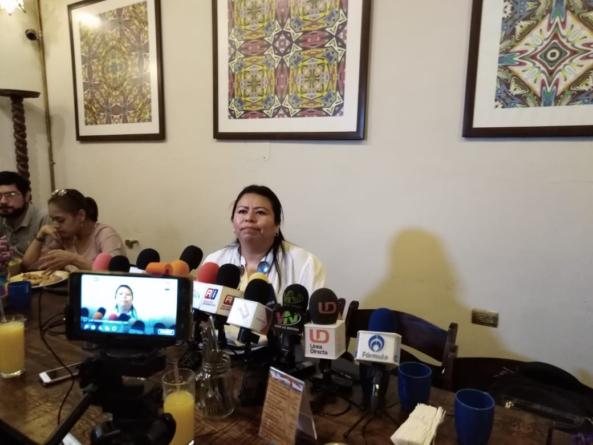 Invitación   Hay que ponerse en el lugar de los pequeños productores: Yadira Marcos