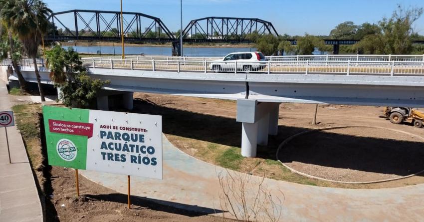 Zona Aluvial Inundable   Parque Acuático está preparado para la temporada de lluvias: Obras Públicas